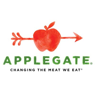 Applegate Farms Logo - Natural & Organic Meat - Changing the Meat We Eat
