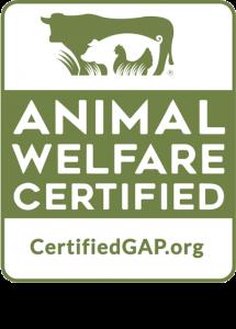 GAP Animal Welfare Certified Step 1