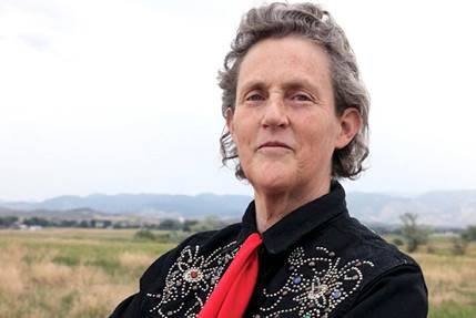 Temple Grandin: Seeing the world from another point of view
