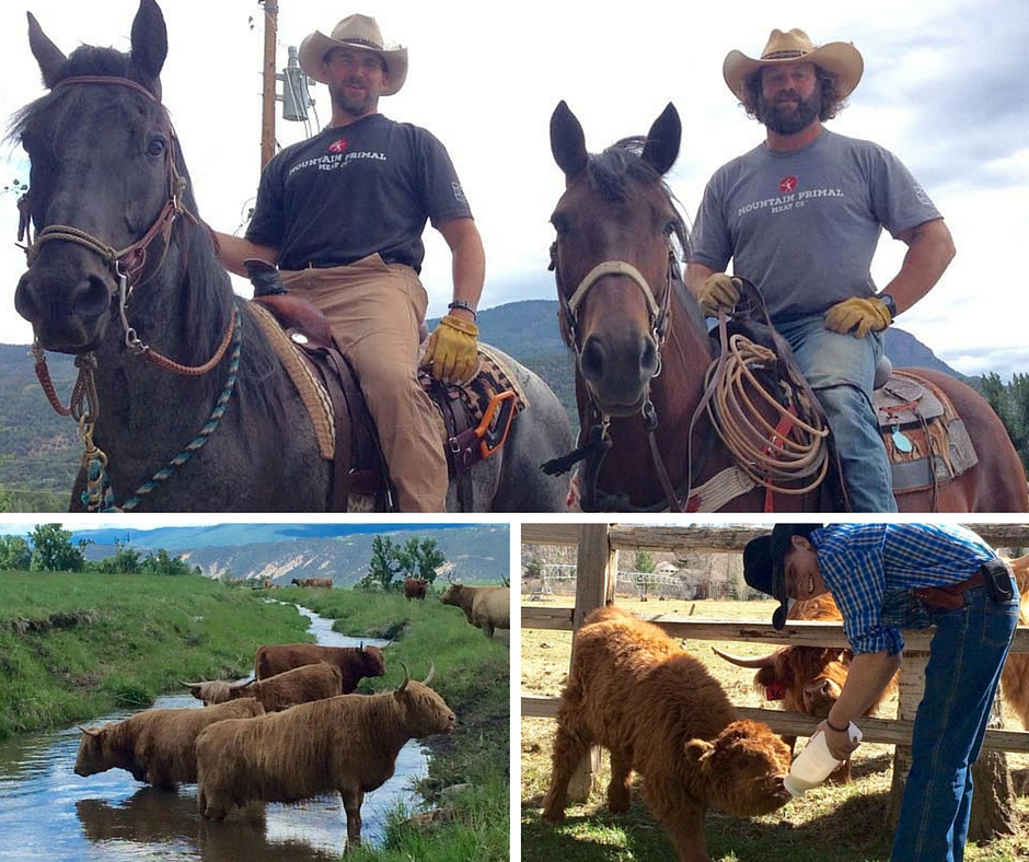 Mountain Primal Meat Co. Bringing the Highlands and Berkshires to Colorado