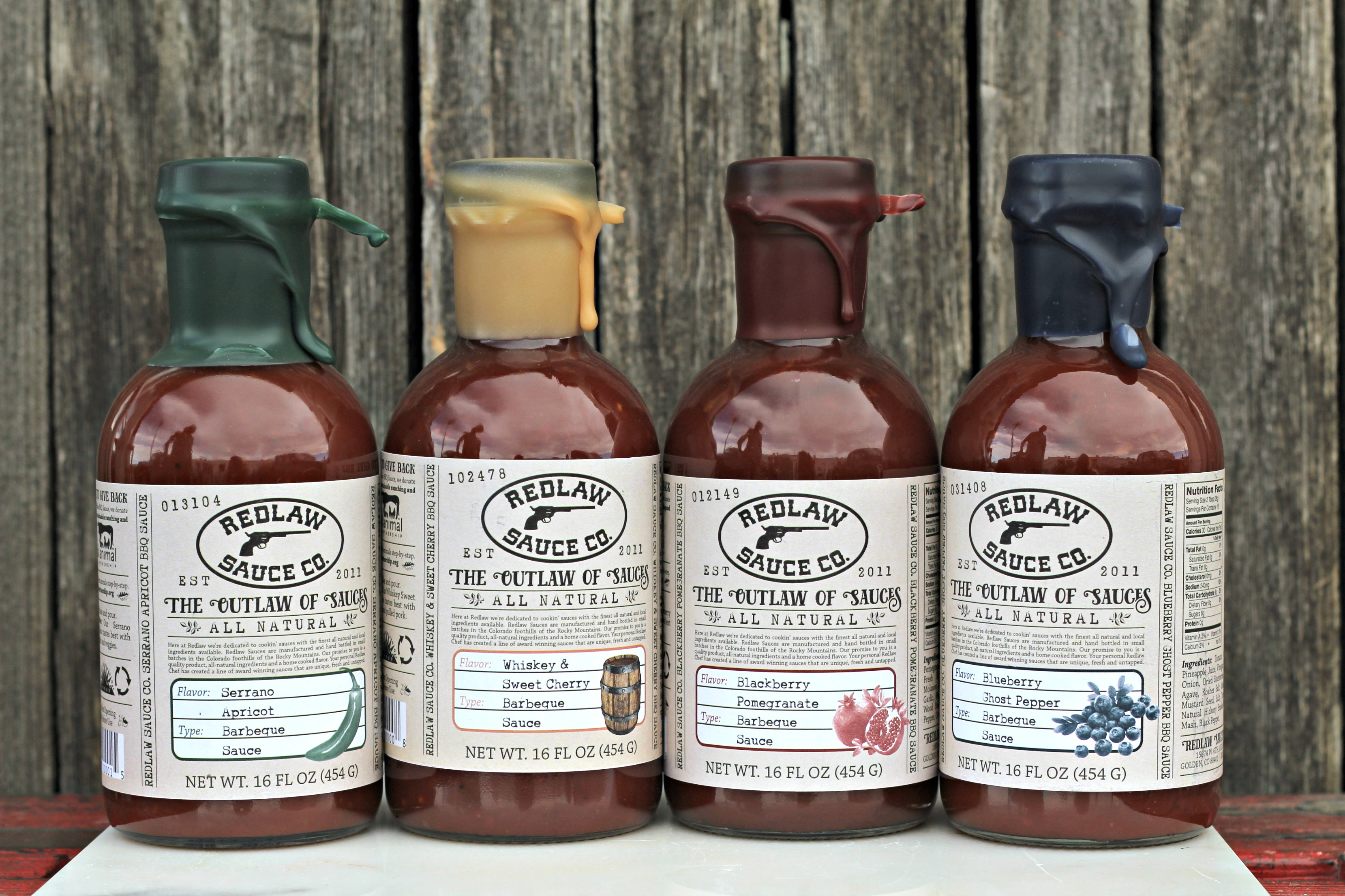Redlaw Sauce Co. Allies with Global Animal Partnership: BBQ, hot sauce maker to donate five percent of profits to G.A.P.
