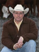 Dan Probert of Country Natural Beef