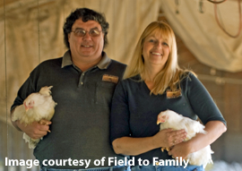 Wayne Dufond of Field to Family Natural Foods