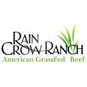 Rain Crow Ranch, American Grassfed Beef