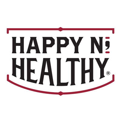 Happy n' Healthy Pet Products - Logo - G.A.P. Partner