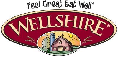 Wellshire Farms - Feel Great Eat Well Logo