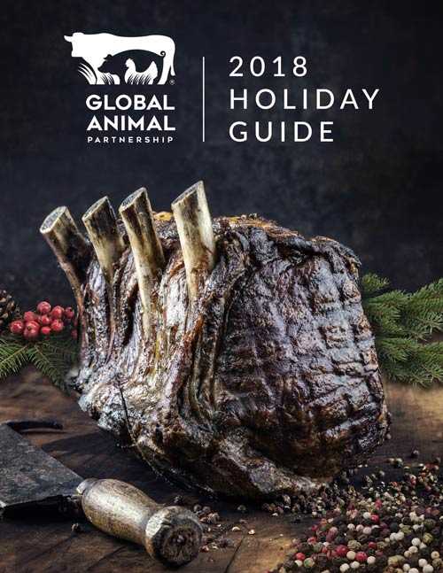 Holiday Guide from Global Animal Partnership