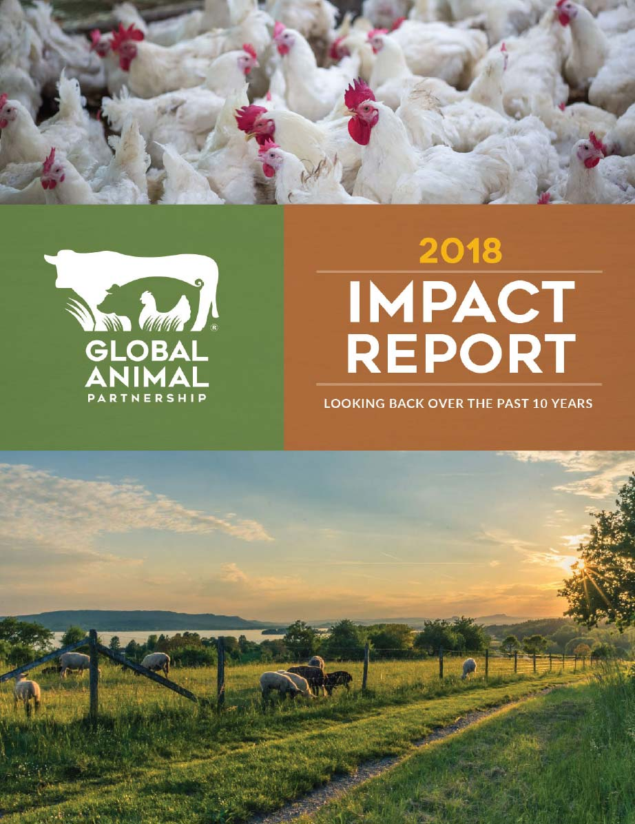 2018 Impact Report from Global Animal Partnership