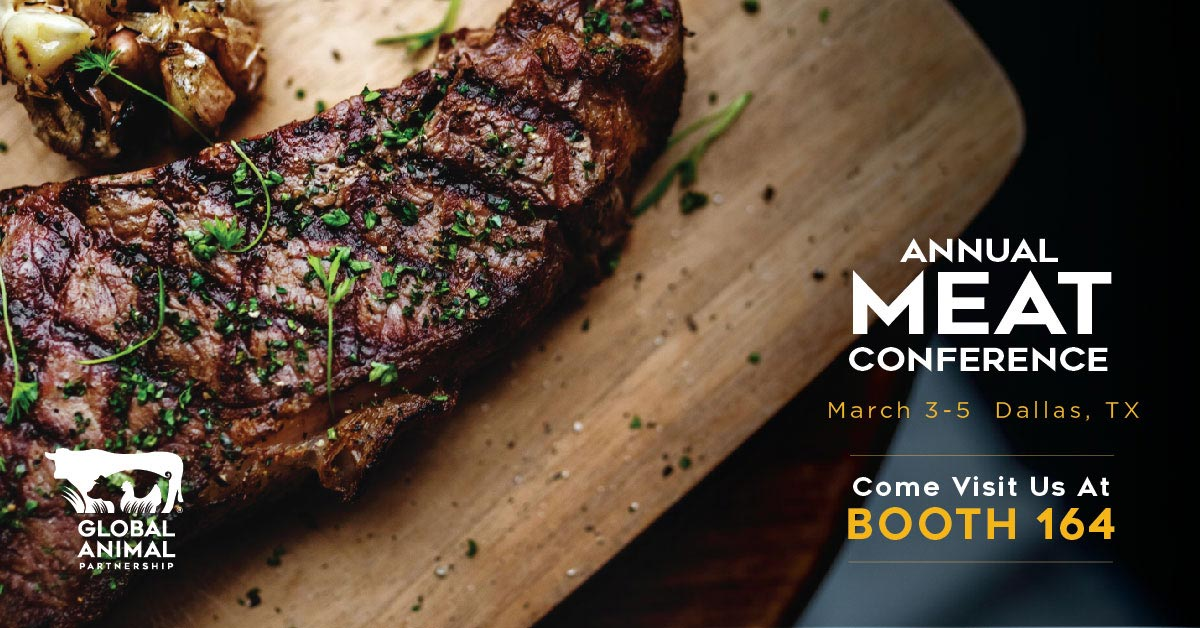 G.A.P. Exhibiting at Annual Meat Conference, March 3-5, 2019, Dallas TX