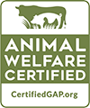Certified G.A.P. Farm Animal Welfare Food Labeling Program