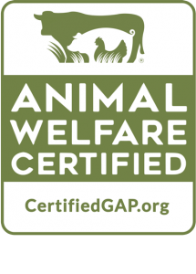 G.A.P. Animal Welfare Certified Step 1