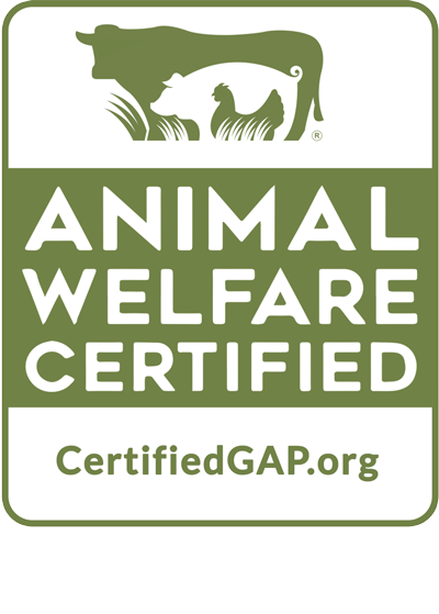 Global Animal Partnership Animal Welfare Certified Step 1
