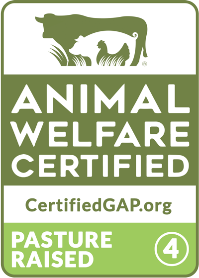 Global Animal Partnership Animal Welfare Certified Step 4