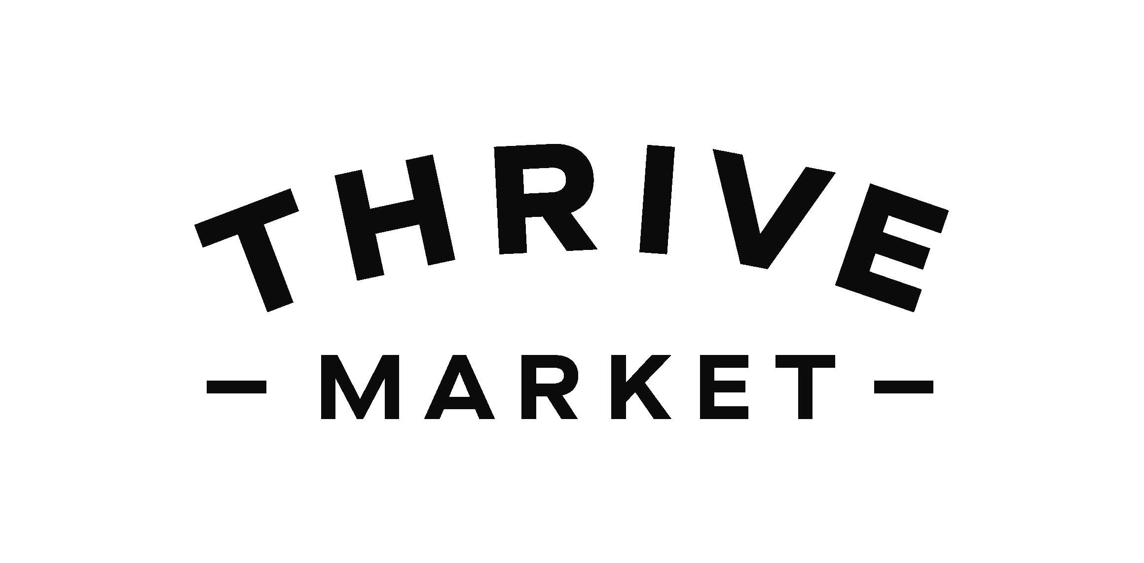 G.A.P. adds Thrive Market to list of partner retailers!
