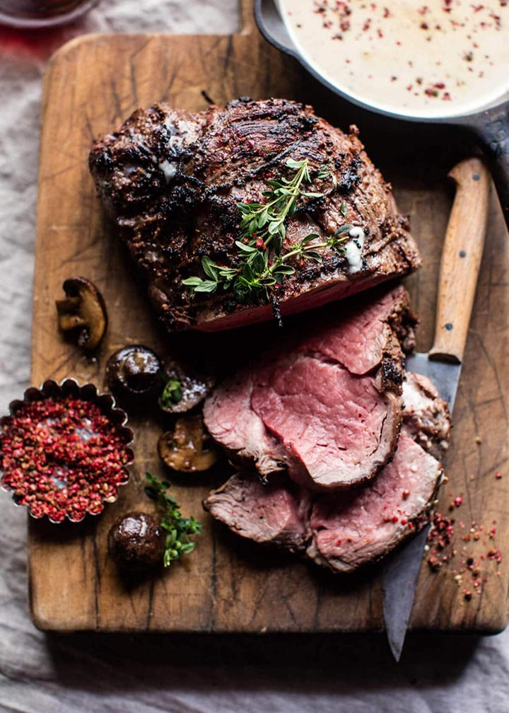 Roast Beef Tenderloin - #MakeItGAP Recipe