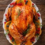 Brined Holiday Turkey