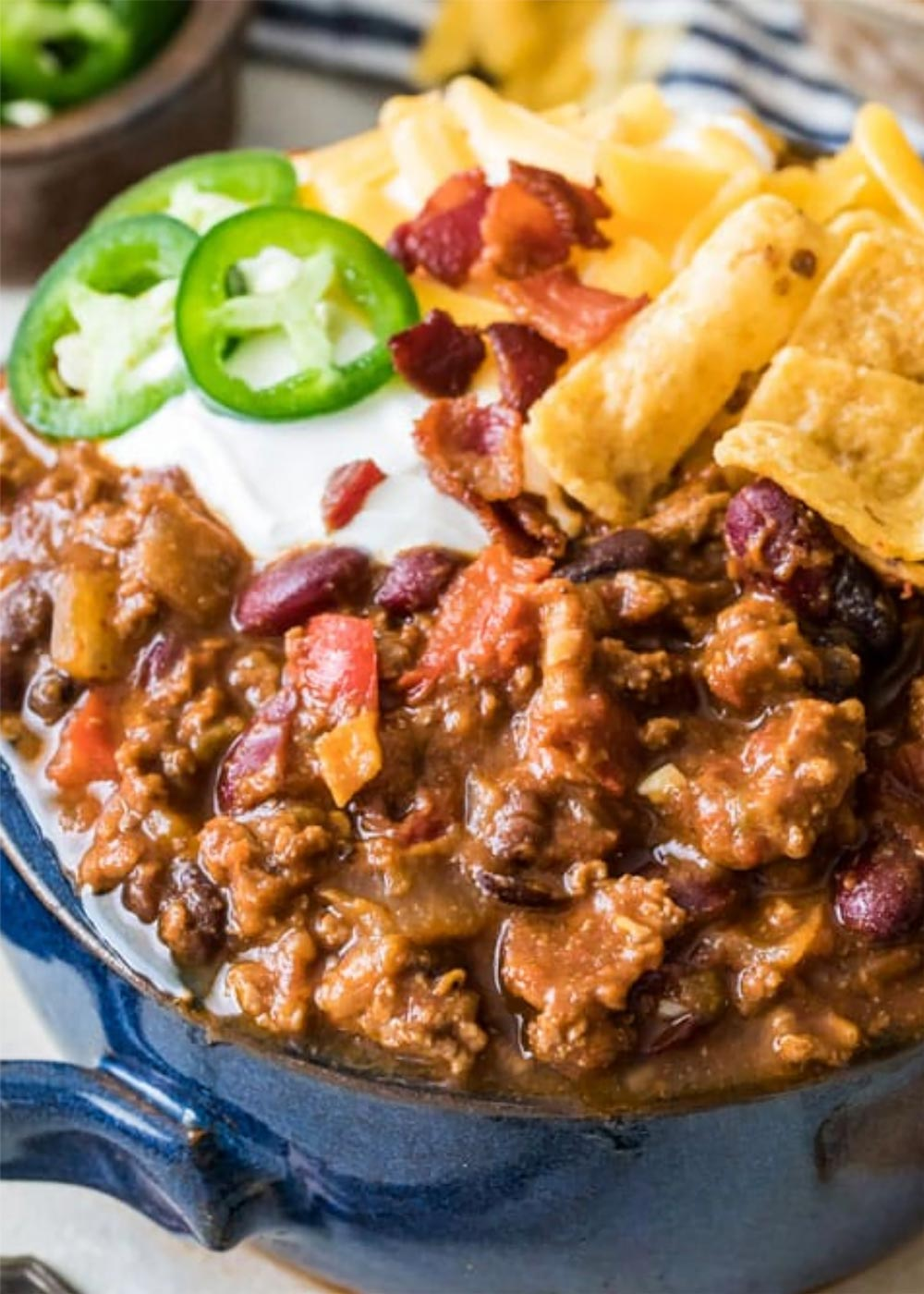 Best Beef Chili - #MakeItGAP Recipe