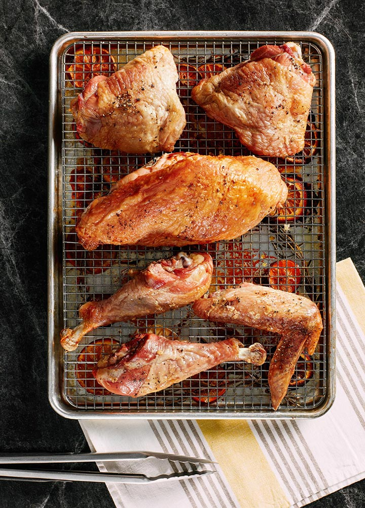 How to Roast a Thanksgiving Turkey in One Hour - #MakeItGAP Recipe