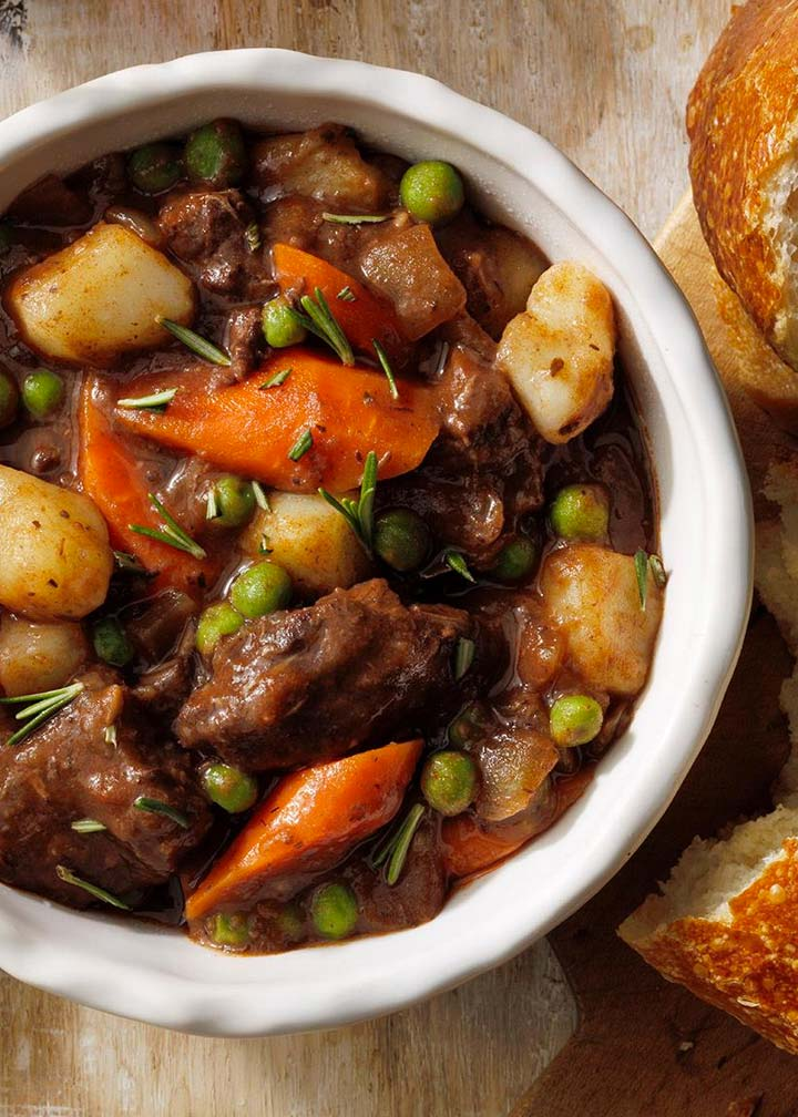 Best Beef Stew - #MakeItGAP Recipes