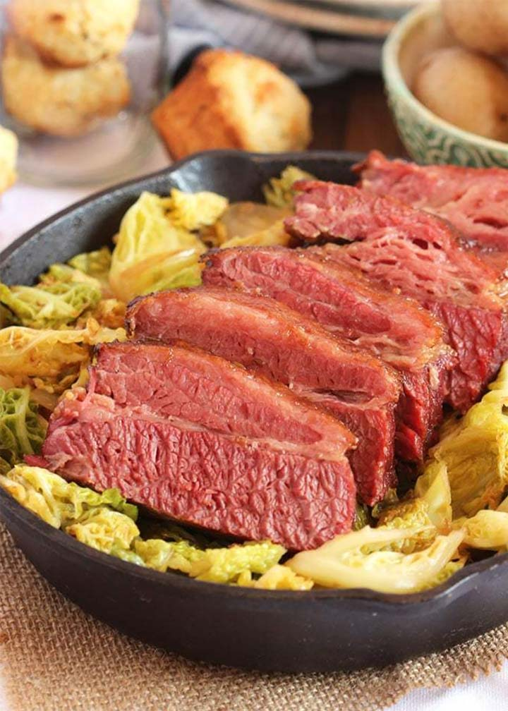 Corned Beef and Cabbage - #MakeItGAP Recipe