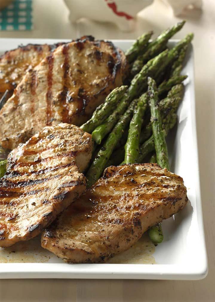 Greek Pork Chops - #MakeitGAP Recipe - Global Animal Partnership