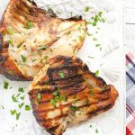 Bone-In Super Juicy Grilled Turkey Breasts