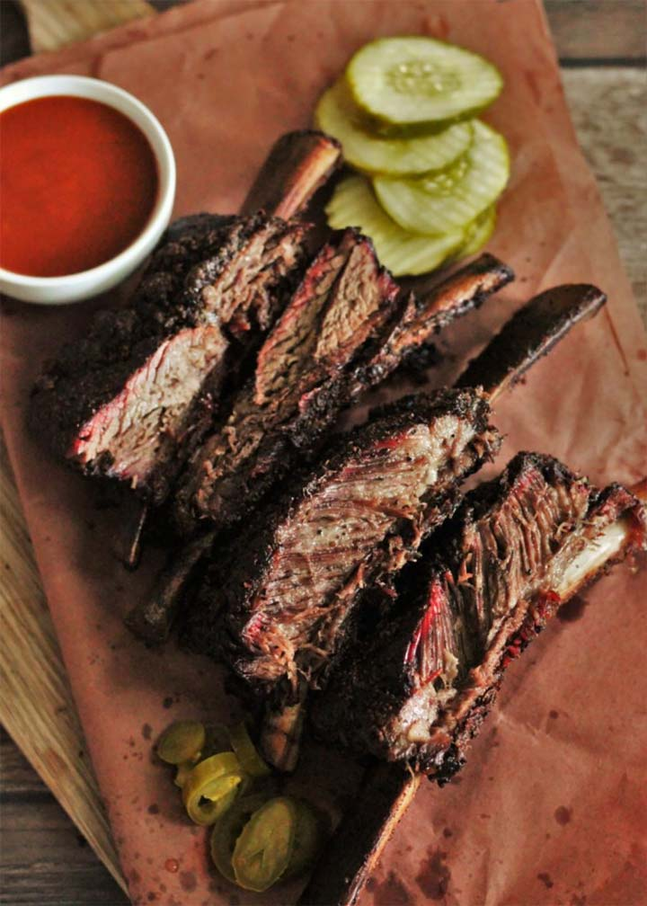 Smoked Beef Ribs - #MakeitGAP Recipe - Global Animal Partnership