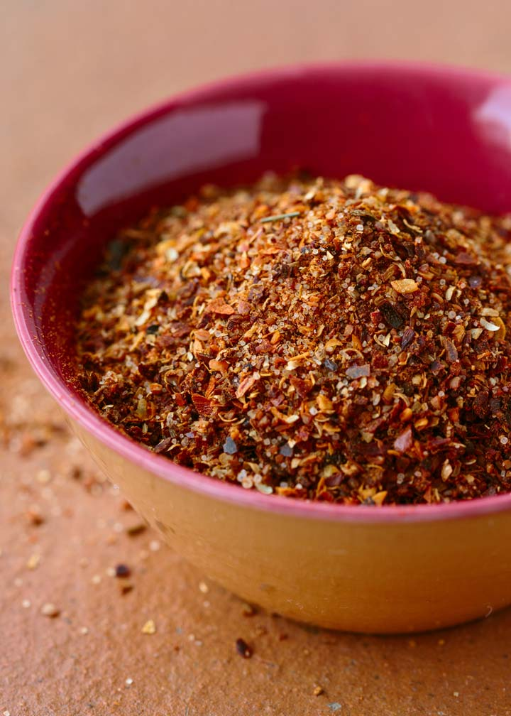 Gridiron Lamb Rub - #MakeitGAP Recipe