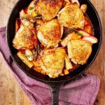 Apple Cider Glazed Chicken