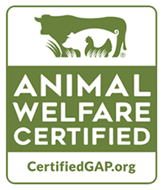 Animal Welfare Certified Label - Global Animal Partnership