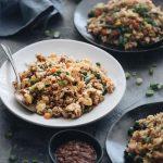 15-Minute Pork Fried Rice
